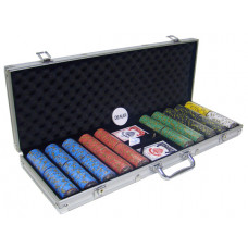 Poker Set Nevada Jack 500