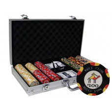 Poker Set Nile Club 300
