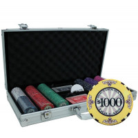 Poker Set Scroll 300 (25$-1000$)
