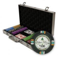 """Poker Set """"Bluff Canyon"""" 300"""