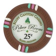 Bluff Canyon .25$