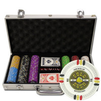 "Poker Set ""Gold Rush"" 300"