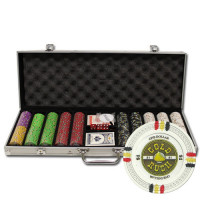 "Poker Set ""Gold Rush"" 500"