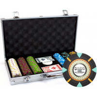 "Poker Set ""The Mint"" 300"