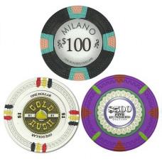 3 Chips sample set
