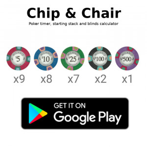 """""""Chip & Chair"""" Android app"""