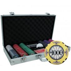 Poker Set Scroll 300 (25$-1000$)