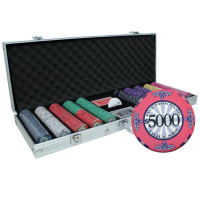 Poker Set Scroll 500