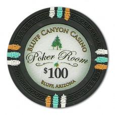 Bluff Canyon 100$