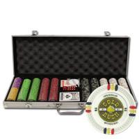 "Poker Set ""Gold Rush"" 500"