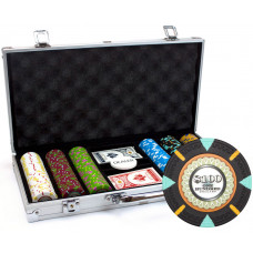 "Poker Set ""The Mint"" 300"