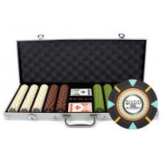 "Poker Set ""The Mint"" 500"